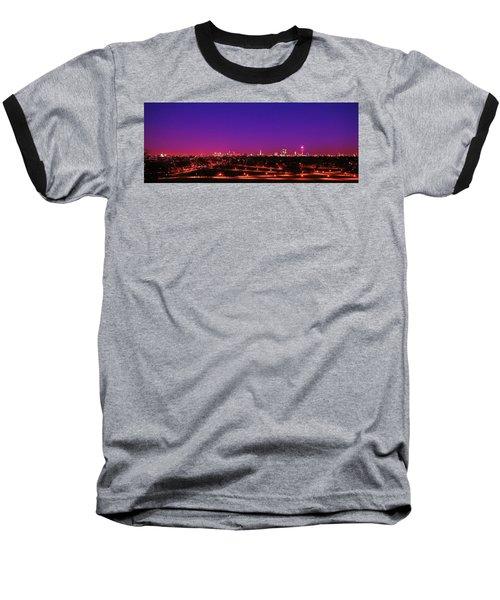 London View 1 Baseball T-Shirt by Mariusz Czajkowski
