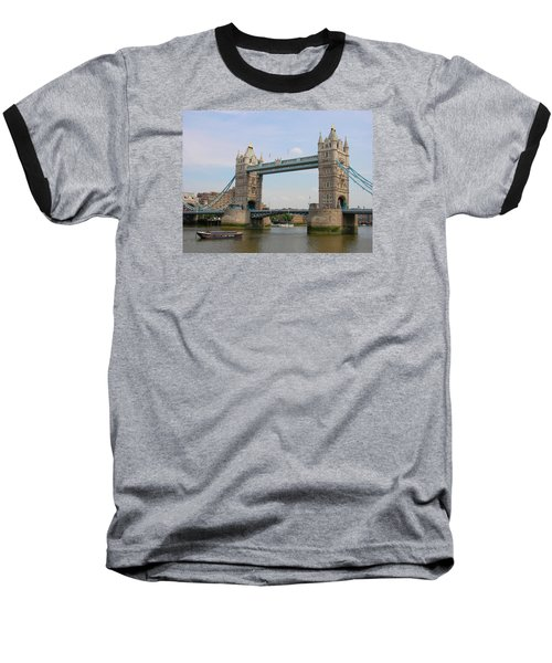 London's Tower Bridge Baseball T-Shirt