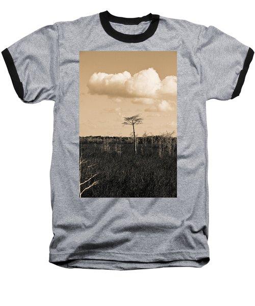 lone cypress III Baseball T-Shirt