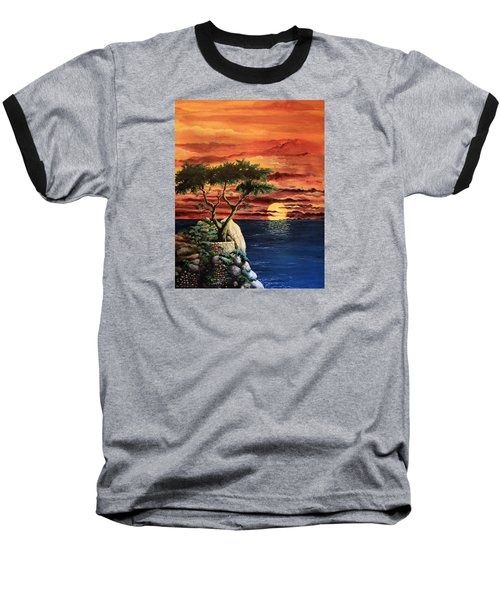 Lone Cypress Baseball T-Shirt