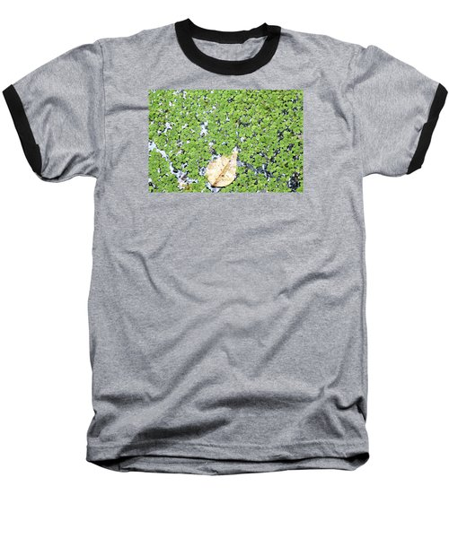Lone Leaf Baseball T-Shirt