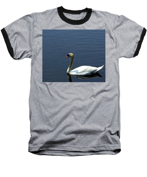 Lonesome Swan Baseball T-Shirt
