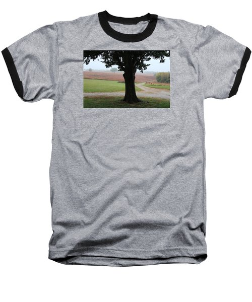Baseball T-Shirt featuring the photograph Long Ago And Far Away by Elizabeth Sullivan