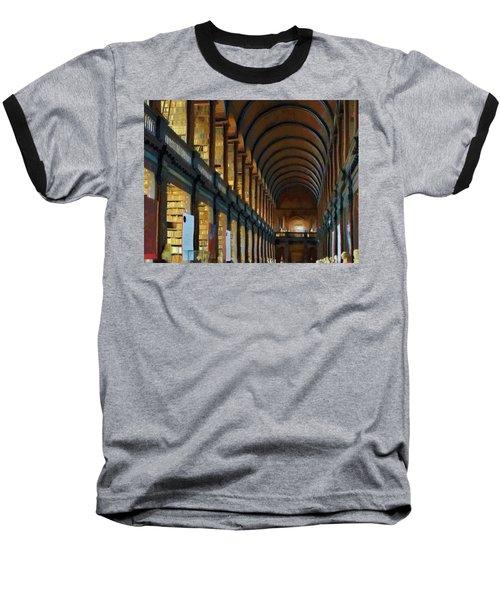 Long Room Baseball T-Shirt