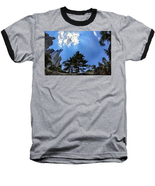 Long Way Up Baseball T-Shirt