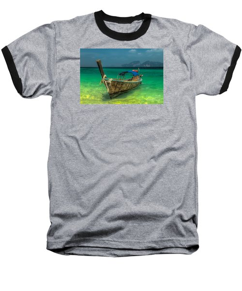 Longboat Baseball T-Shirt