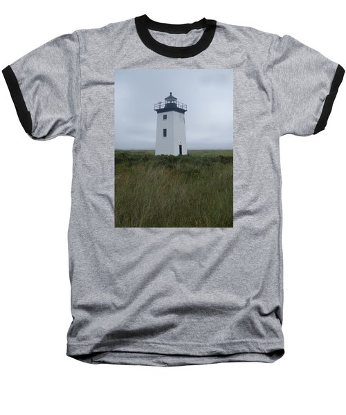 Longpoint Lighthouse Baseball T-Shirt