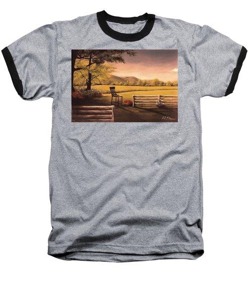 Lonsesome Chair Baseball T-Shirt