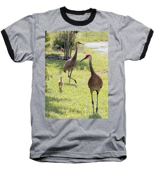Looking For A Handout Baseball T-Shirt