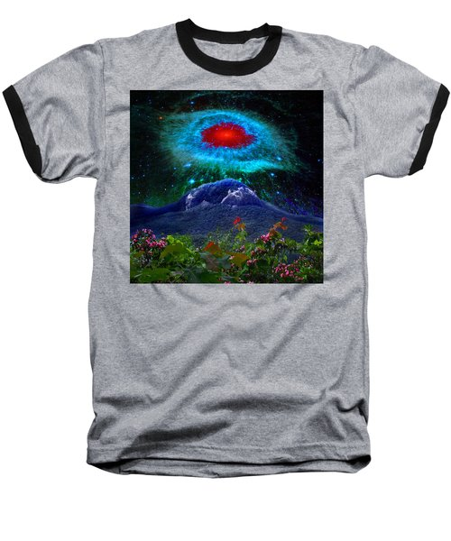 Looking Glass Rock Event 1 Baseball T-Shirt
