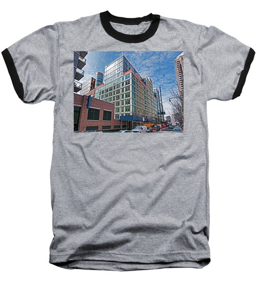 Looking West Baseball T-Shirt