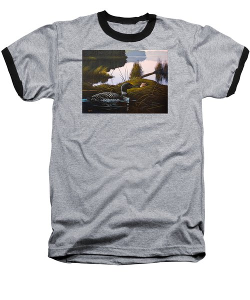 Loon Lake Baseball T-Shirt