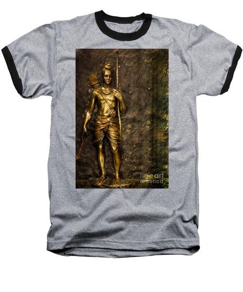 Lord Sri Ram Baseball T-Shirt