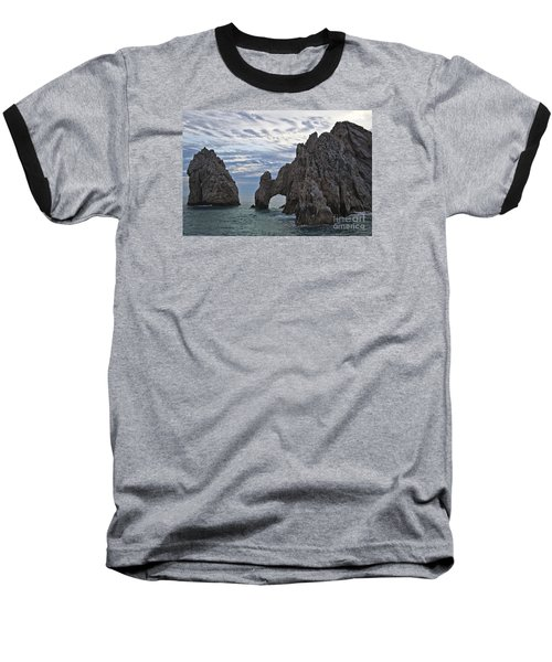 Los Arcos In Cabo San Lucas Baseball T-Shirt