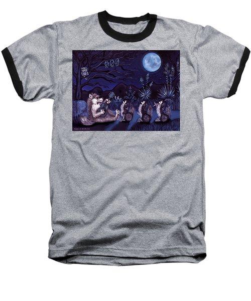 Los Cantantes Or The Singers Baseball T-Shirt