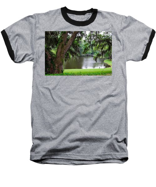 Lost Bridge Baseball T-Shirt