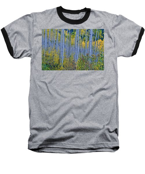 Baseball T-Shirt featuring the photograph Lost In The Crowd by Jeremy Rhoades