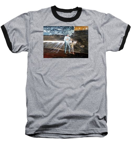 Lost Sometimes Baseball T-Shirt