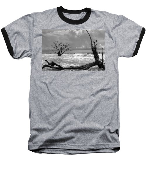 Lost To The Sea Baseball T-Shirt