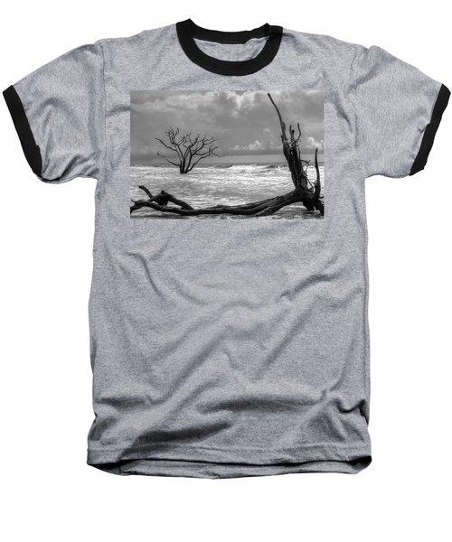Lost To The Sea Baseball T-Shirt