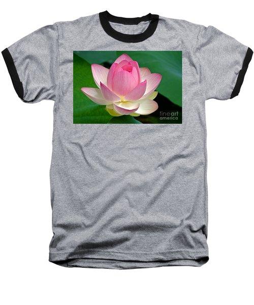 Lotus 7152010 Baseball T-Shirt by Byron Varvarigos