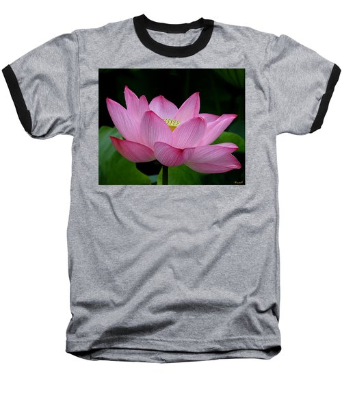 Lotus-center Of Being IIi Dl033 Baseball T-Shirt