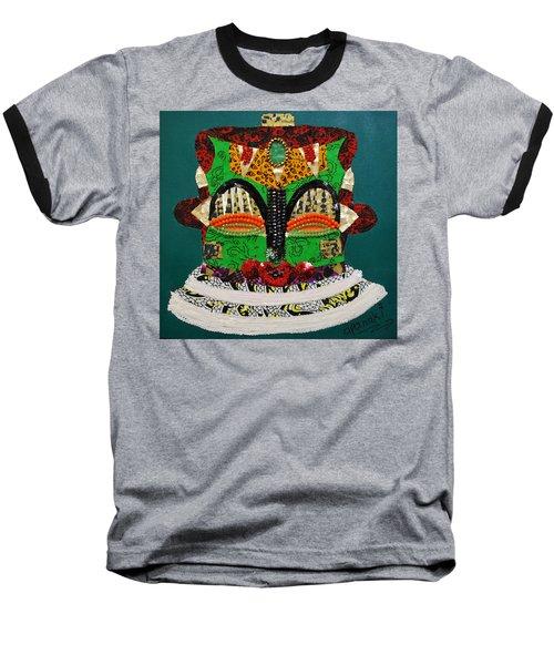 Lotus Warrior Baseball T-Shirt