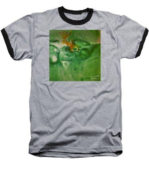Louie In Shadows Baseball T-Shirt
