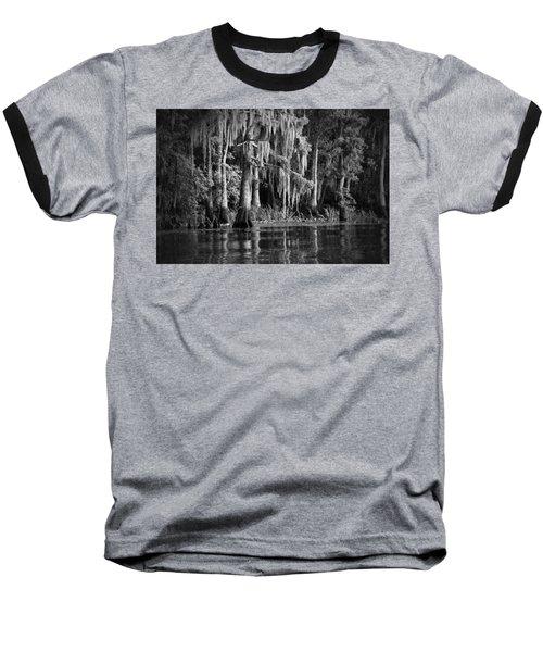 Louisiana Bayou Baseball T-Shirt