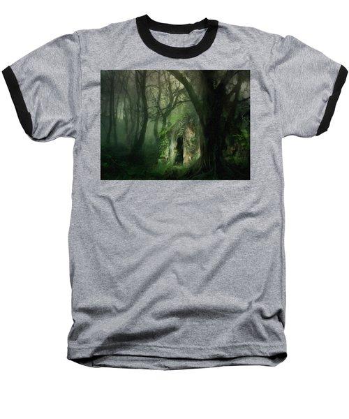 Love Affair With A Forest Baseball T-Shirt