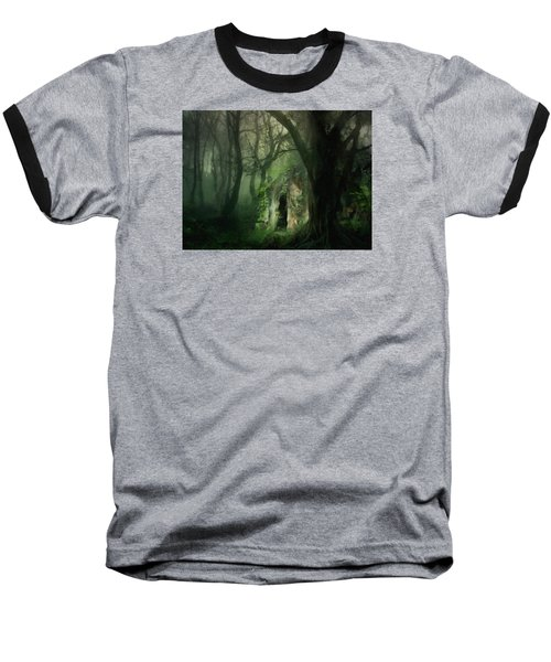 Love Affair With A Forest Baseball T-Shirt