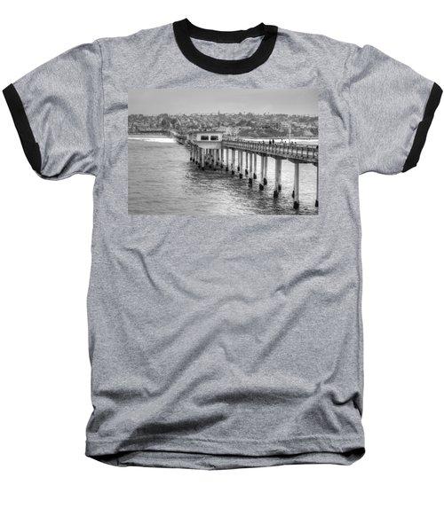 Love At First Wave Baseball T-Shirt
