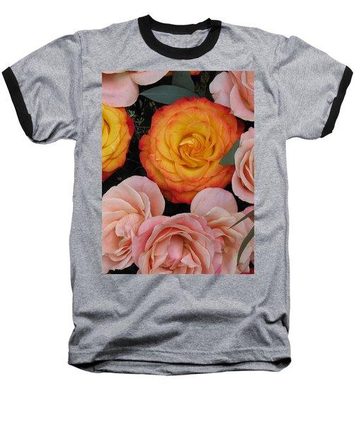 Love Bouquet Baseball T-Shirt