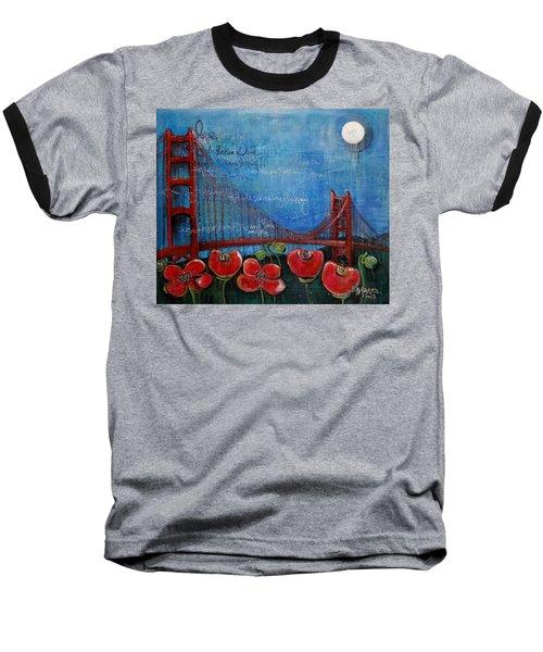 Love For San Francisco Baseball T-Shirt