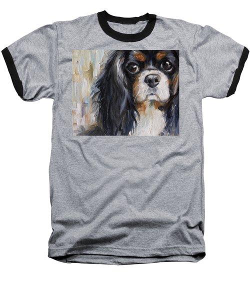 Love Baseball T-Shirt by Mary Sparrow