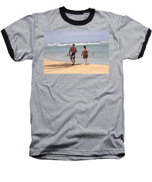 Love Stroll Baseball T-Shirt