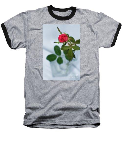 Love Whispers Softly Baseball T-Shirt