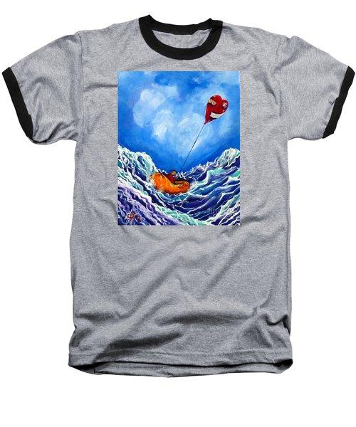 Love's Castaway Baseball T-Shirt