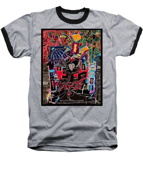 Loves Chalice  Baseball T-Shirt