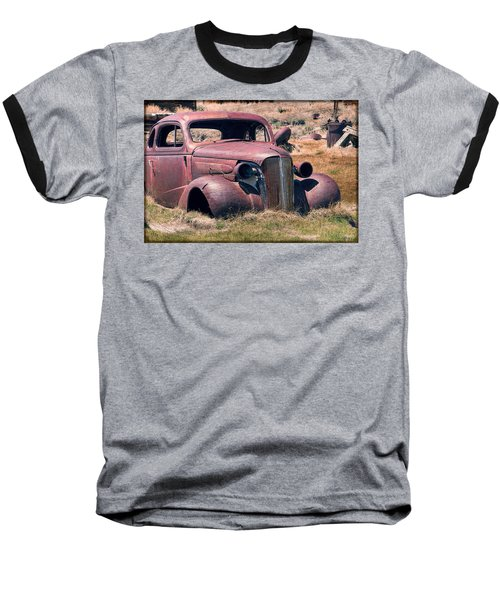 Baseball T-Shirt featuring the photograph Low Rider by Steven Bateson