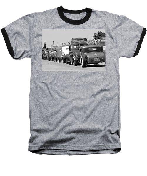 Low Row Baseball T-Shirt