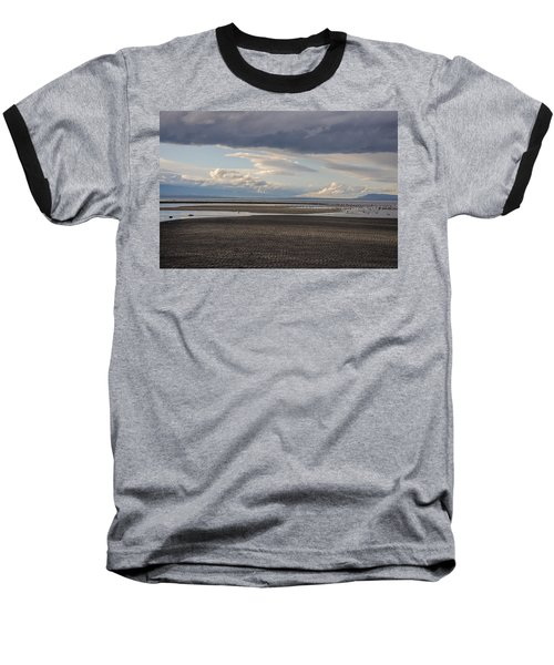 Low Tide  Baseball T-Shirt by Roxy Hurtubise