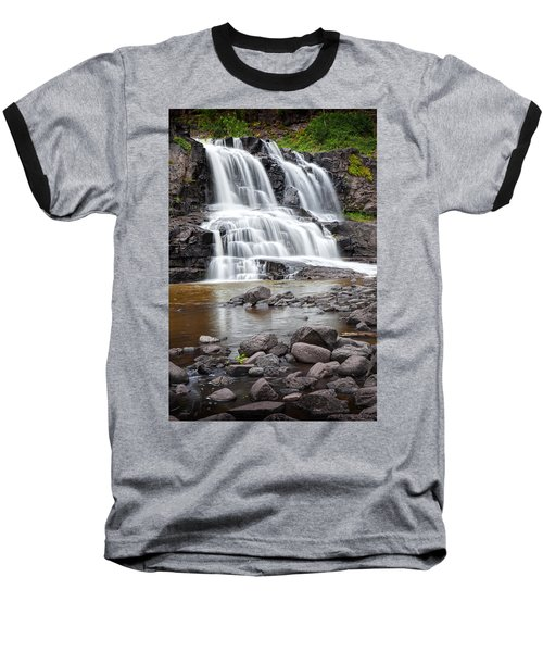 Lower Gooseberry Falls Baseball T-Shirt