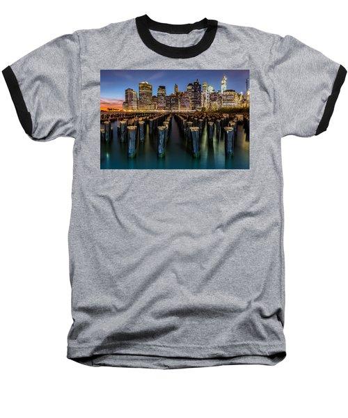 Lower Manhattan Baseball T-Shirt
