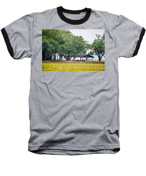 Lowland Picnic Place  Baseball T-Shirt