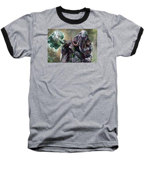 Loxodon Smiter Baseball T-Shirt