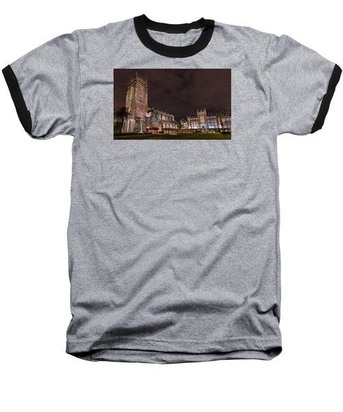 Baseball T-Shirt featuring the photograph Loyola University New Orleans by Tim Stanley