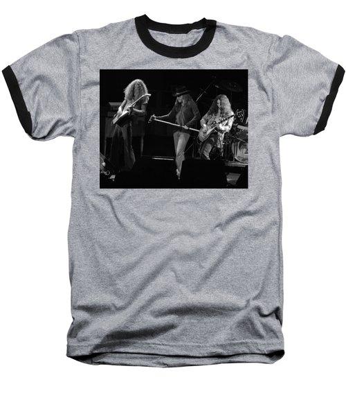 Ls Spo #17 Crop 2 Baseball T-Shirt