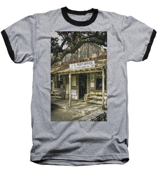 Luckenbach Baseball T-Shirt