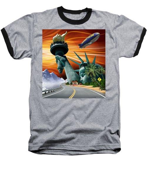 Lucky Star Baseball T-Shirt